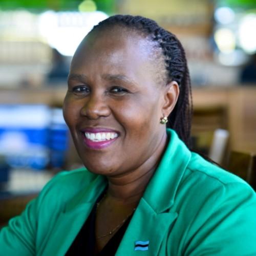 Ms Boikanyo Matipa